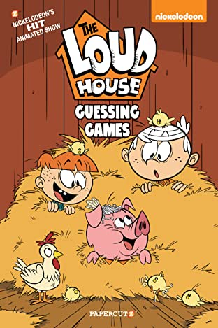 The Loud House Tome 14: Guessing Games