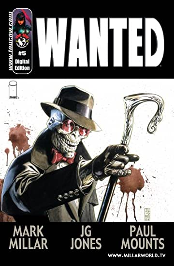 Wanted #5 (of 6)