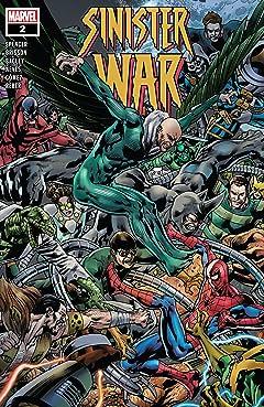 Sinister War (2021) #2 (of 4)