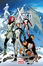 All-New X-Men Vol. 4: All-Different
