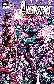 Avengers Mech Strike (2021) #5 (of 5)