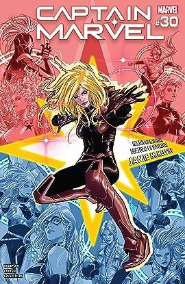 Captain Marvel (2019-) #30