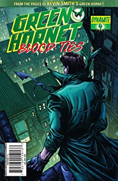 Green Hornet: Blood Ties #4