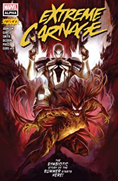 Extreme Carnage: Alpha #1 (of 1)