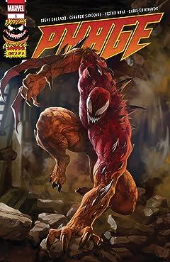 Extreme Carnage: Phage #1 (of 1)