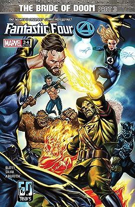 Fantastic Four (2018-) #34