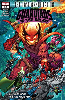 Guardians Of The Galaxy (2020-) #16