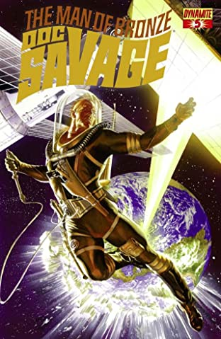 Doc Savage #5: Digital Exclusive Edition