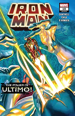 Iron Man (2020-) No.10