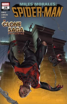 Miles Morales: Spider-Man (2018-) #28