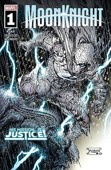 Moon Knight (2021-) #1