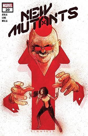 New Mutants No.20