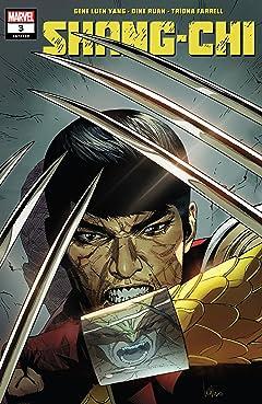 Shang-Chi (2021-) No.3