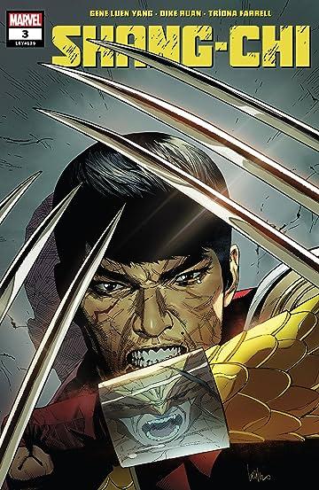 Shang-Chi (2021-) #3