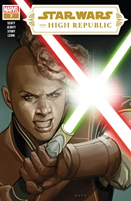 Star Wars: The High Republic (2021-) #7