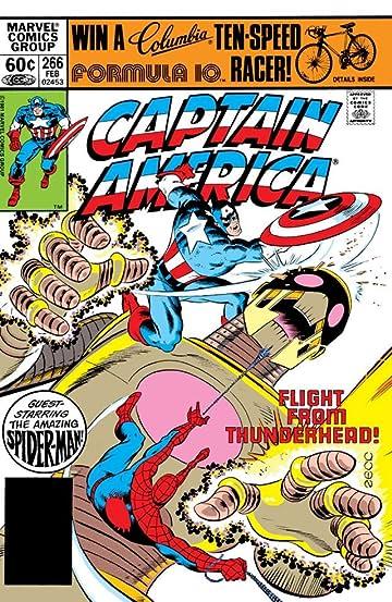 Captain America (1968-1996) #266