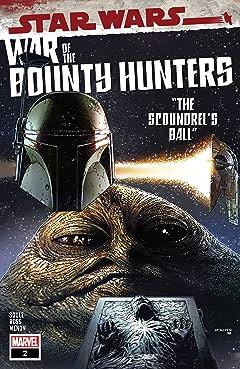 Star Wars: War Of The Bounty Hunters (2021) #2 (of 5)