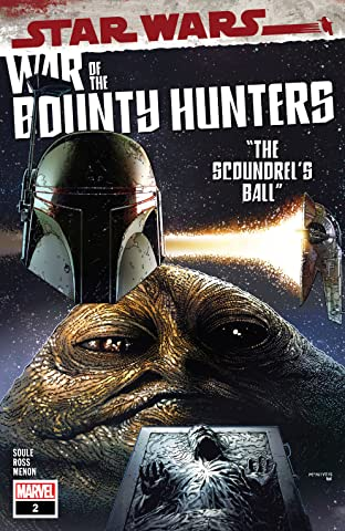 Star Wars: War Of The Bounty Hunters #2 (of 5)