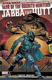 Star Wars: War Of The Bounty Hunters - Jabba The Hutt No.1 (sur 1)