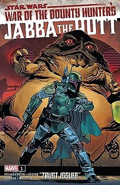 Star Wars: War Of The Bounty Hunters - Jabba The Hutt #1 (of 1)