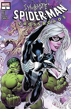 Symbiote Spider-Man: Crossroads (2021) No.1 (sur 5)