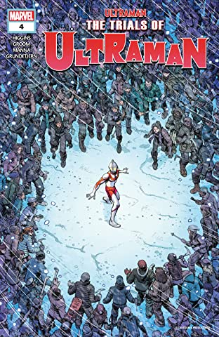 The Trials Of Ultraman #4 (of 5)