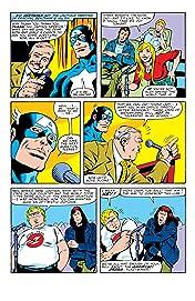 Captain America (1968-1996) #267