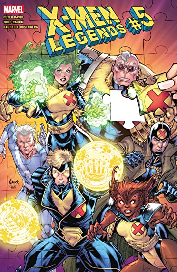 X-Men Legends (2021-) #5