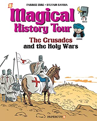 Magical History Tour Vol. 4: The Crusades
