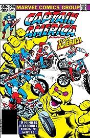 Captain America (1968-1996) #269
