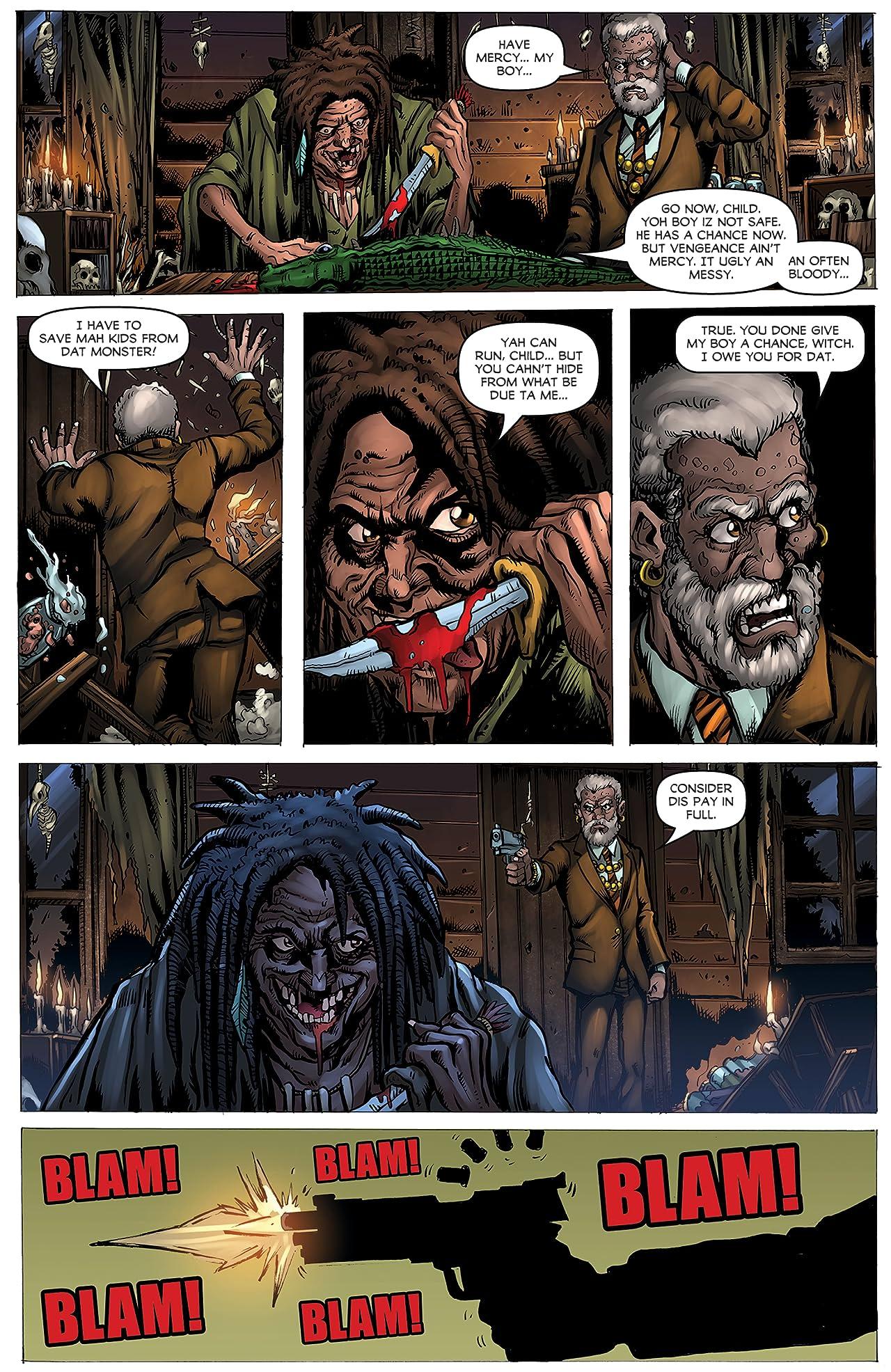 Hatchet Vengeance #3