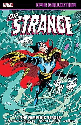 Doctor Strange Epic Collection: The Vampiric Verses