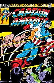 Captain America (1968-1996) #271