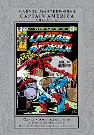 Captain America Masterworks Vol. 13
