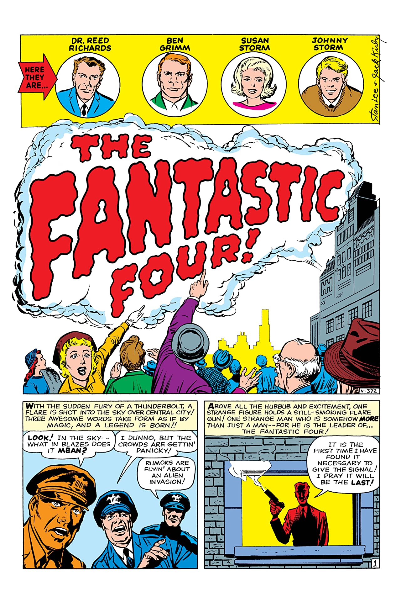 Mighty Marvel Masterworks: The Fantastic Four Vol. 1: The World's Greatest Heroes