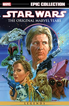 Star Wars Legends Epic Collection: The Original Marvel Years Tome 5