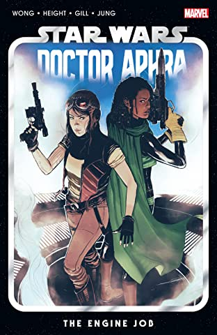 Star Wars: Doctor Aphra Vol. 2: The Engine Job