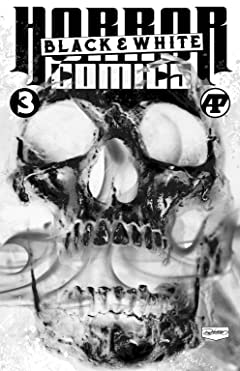 Horror Comics Black & White No.3