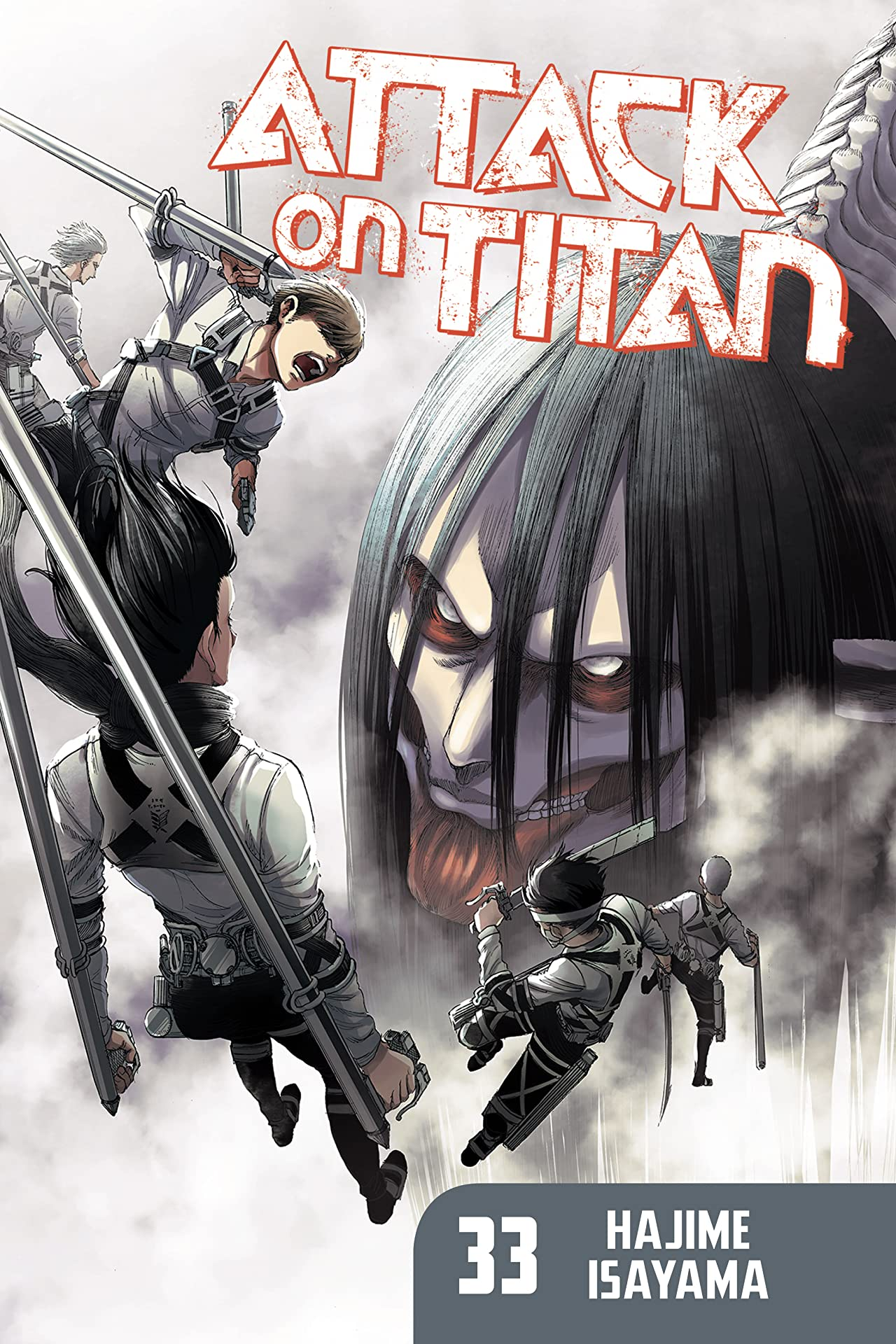 Attack on Titan Vol. 33