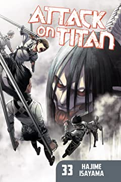 Attack on Titan Tome 33