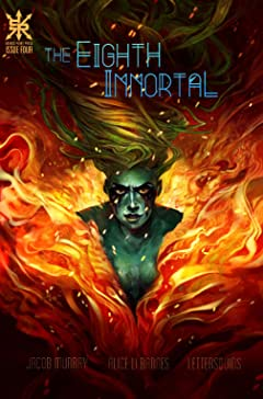 The Eighth Immortal #4