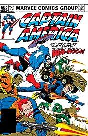 Captain America (1968-1996) #273