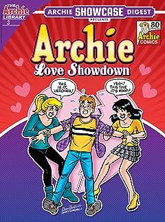 Archie Showcase Digest #3: Love Showdown