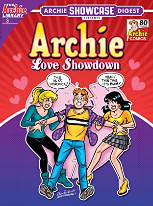 Archie Showcase Digest #3: Love Showdown