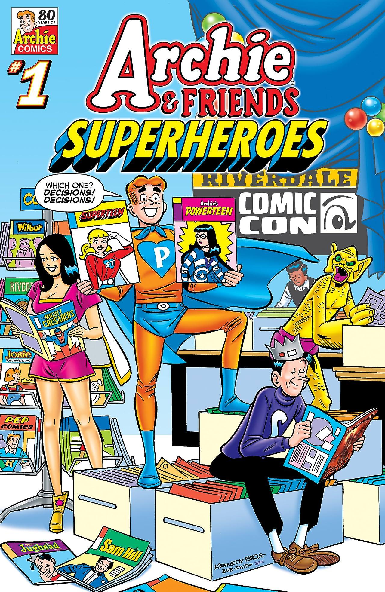 Archie & Friends #1: Superheroes