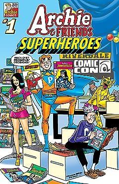 Archie & Friends Vol. 1: Superheroes