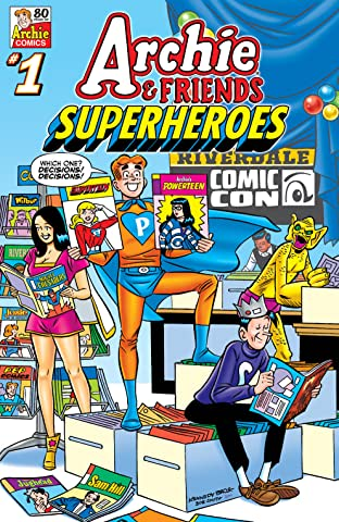 Archie & Friends Vol. 1: Superheroes