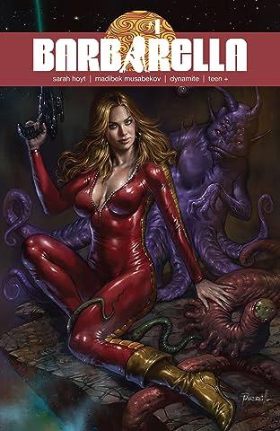 Barbarella (2021-) #1