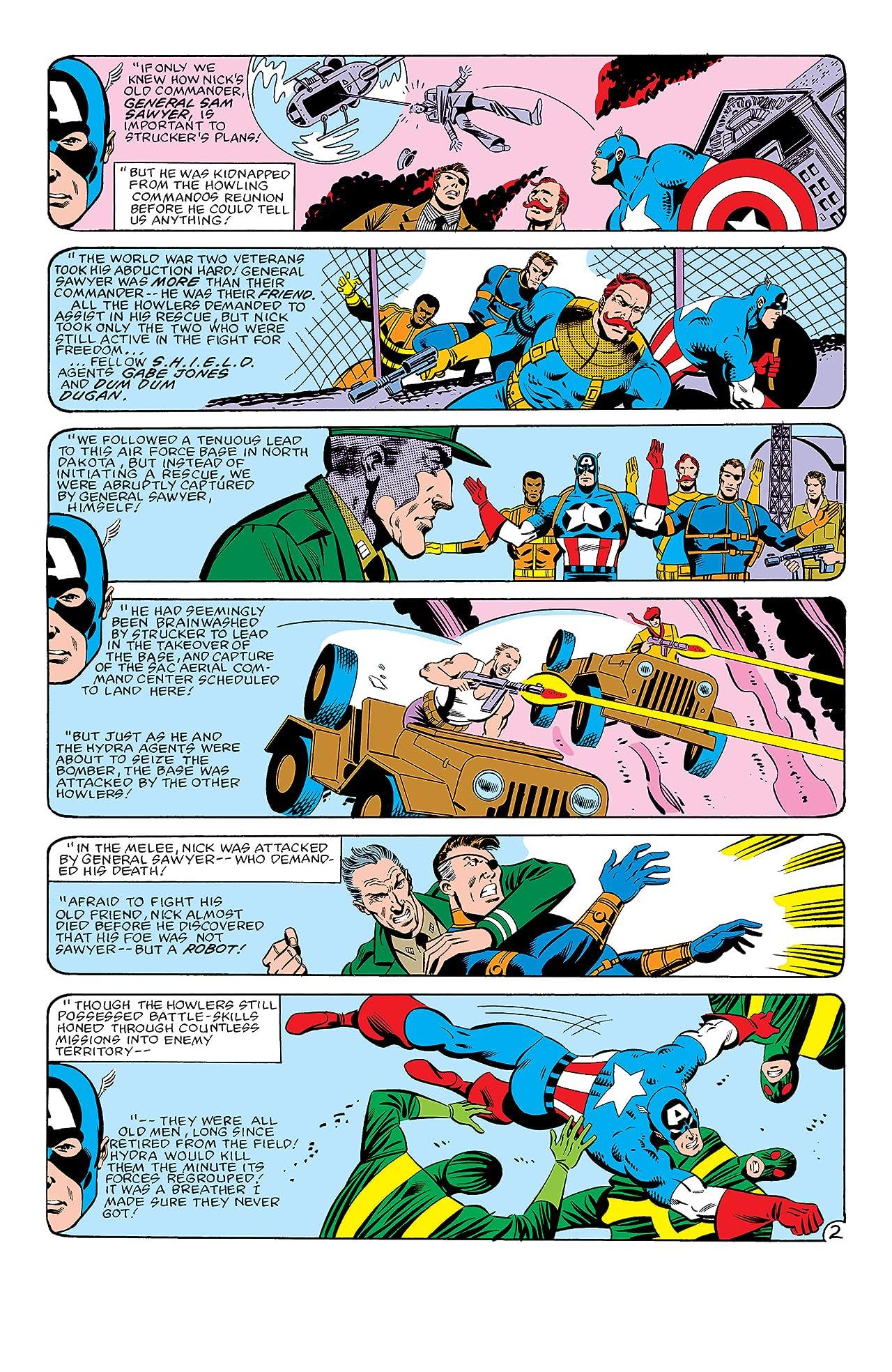 Captain America (1968-1996) #274