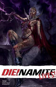 DIE!namite Lives! #2